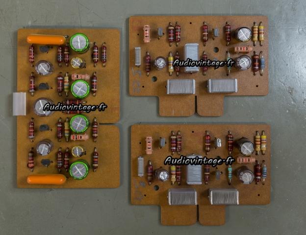 Quad 33 : circuits révisés et corrigés.