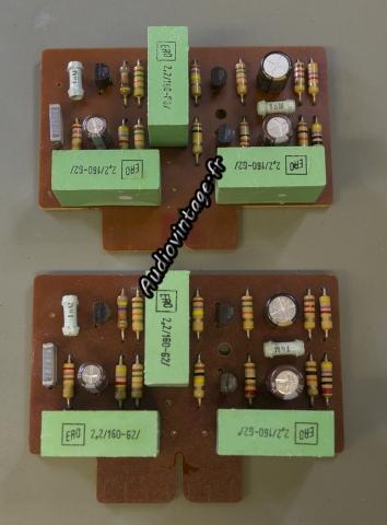 Quad 33 : circuit tonalité révisés.