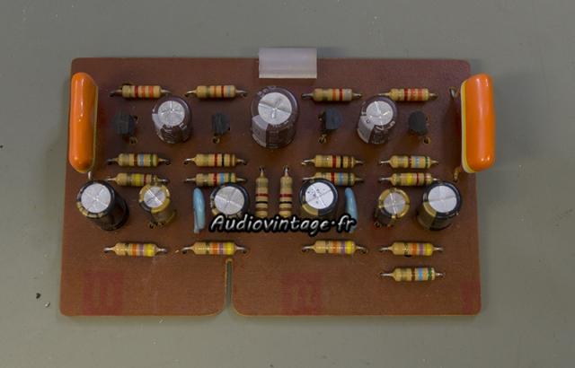 Quad 33 : phono révisée.