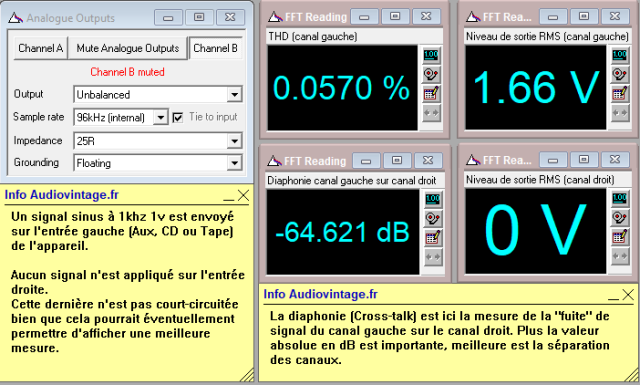 Quad 33 : diaphonie-du-canal-gauche-sur-le-canal-droit-a-1.6v-en-sortie-entree-radio