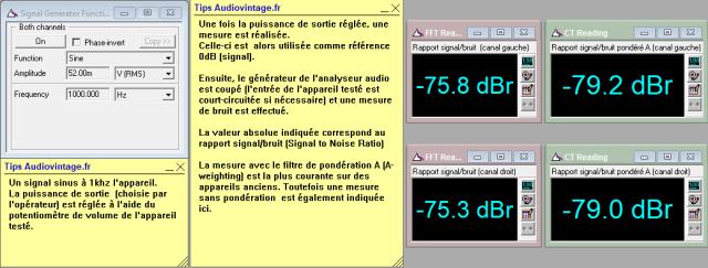 Quad 405-2 :rapport-signal-bruit-a-2x1w-sous-8-ohms