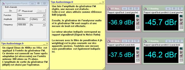 Quad FM 3 : rapport-signal-bruit-en-FM-stereo-98Mhz-80dBµV