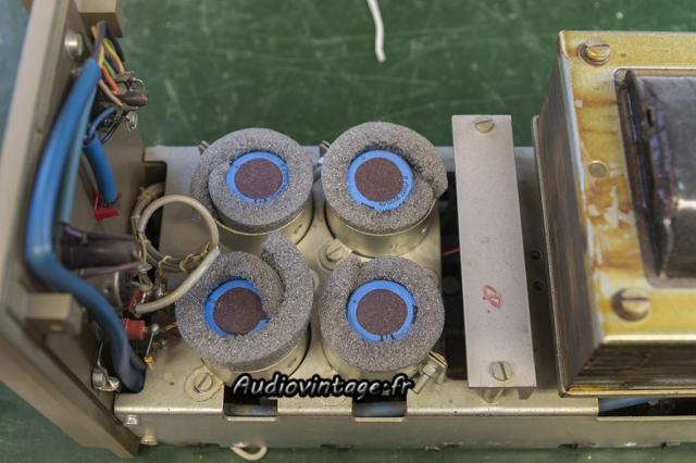Quad 303 : le montage du chauffagiste.