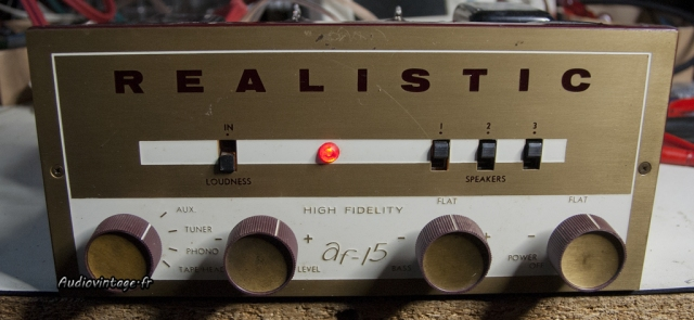 Realistic AF-15