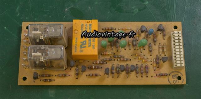 Revox B750 MKII : circuit à réviser.