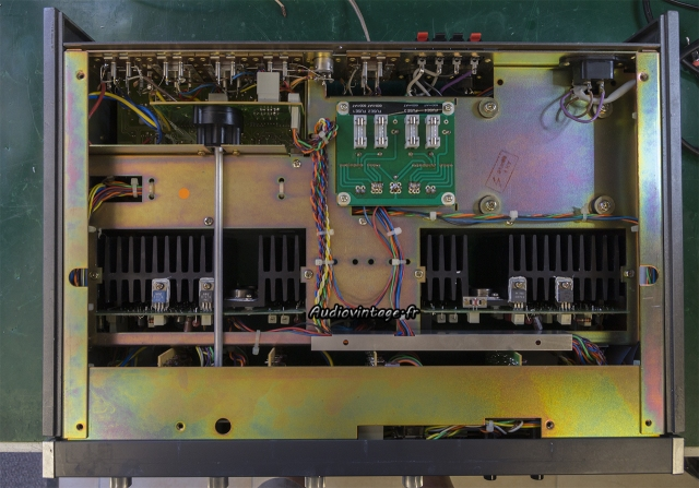 Revox B750 MKII : terminé.
