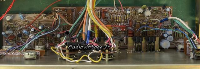 Rotel RA-612 : circuit de tonalité à revoir.