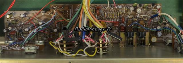 Rotel RA-612 : circuit de tonalité révisé.