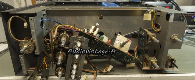Sansui AU-11000A : en pièces détachées..