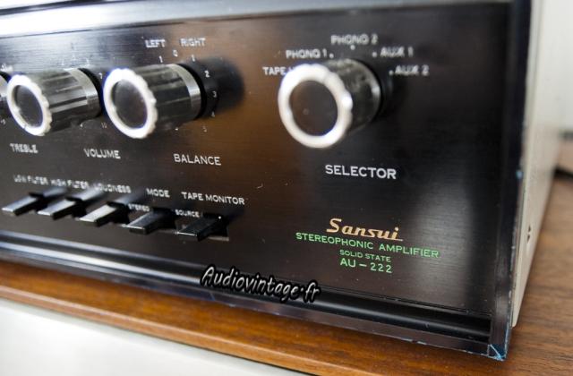 Sansui AU-222