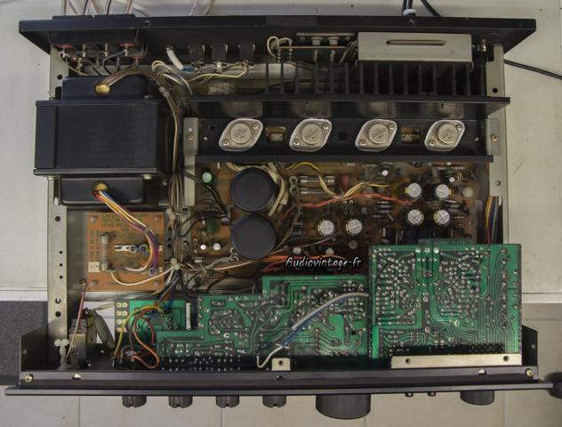 Sansui AU-317