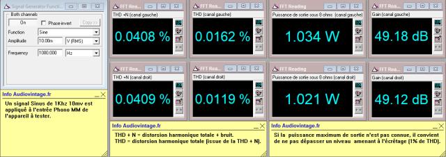 Sansui AU-5900 : distorsion-à-2x1w-sous-8-ohms-entrée-phono-tone-defeat