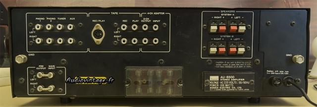 Sansui AU-6500