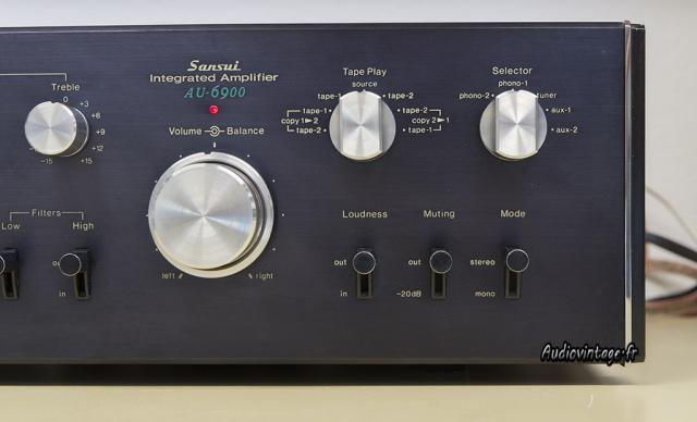 Sansui AU-6900
