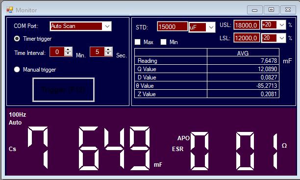 Sansui AU-7900 : condensateur-15000uf-très-fatigué