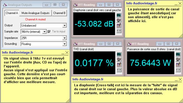 Sansui AU-7900 : diaphonie-du-canal-droit-sur-le-canal-gauche-à-puissance-nominale-sous-8-ohms-entrée-aux-tone-defeat