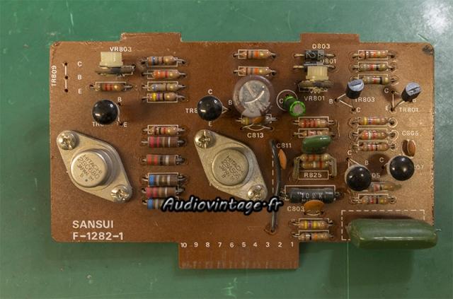 Sansui AU-888