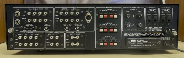 Sansui AU-9500