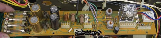 Sansui AU-9900-alimentation driver-revisee-audiovintage