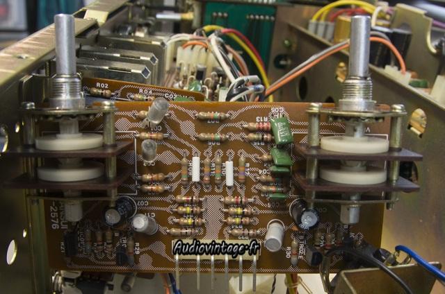 Sansui AU-9900-circuit tonalite-a reviser-audiovintage