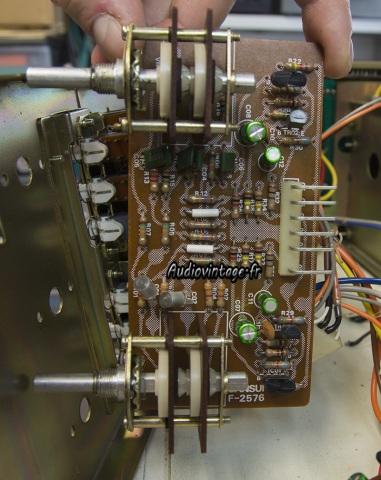Sansui AU-9900-circuit tonalte-revise-audiovintage