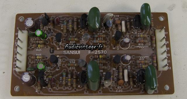 Sansui AU-9900-etage phono-revise-audiovintage