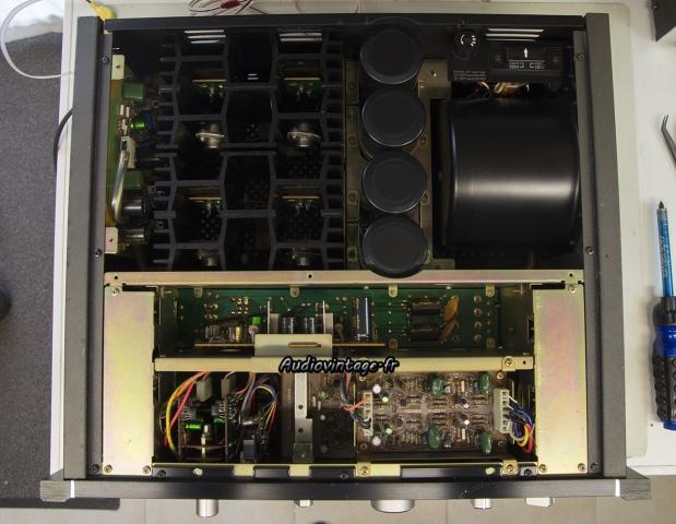 Sansui AU-9900-revision faite-dessus-audiovintage