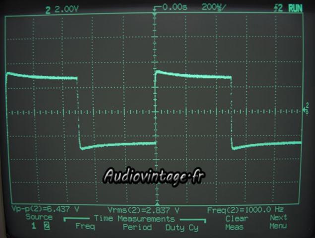 Sansui AU-9900-signal carre-1khz-audiovintage