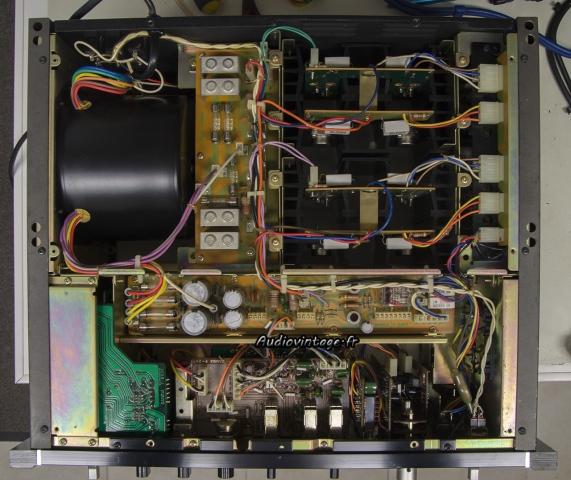 sansui AU-9900-a reception-audiovintage