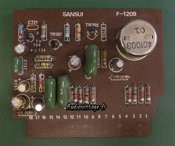 Sansui AU-999