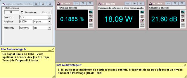 Sansui AU-222 : distorsion-a-18w-sous-8-ohms-entree-aux-canal-gauche