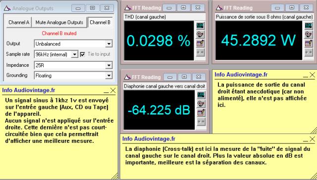 Sansui AU-999 :diaphonie-à-puissance-nominale-canal-gauche-sur-canal-droit-entrée-aux-tone-defeat