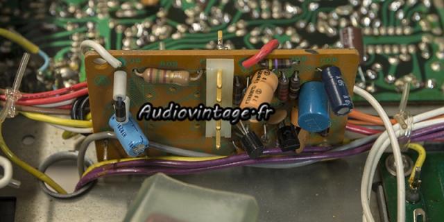 Sansui TU-9900 : circuit à réviser.