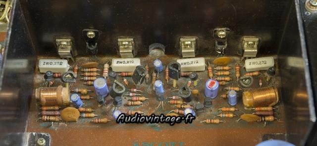 Scott A 416 : circuit amplification à revoir.