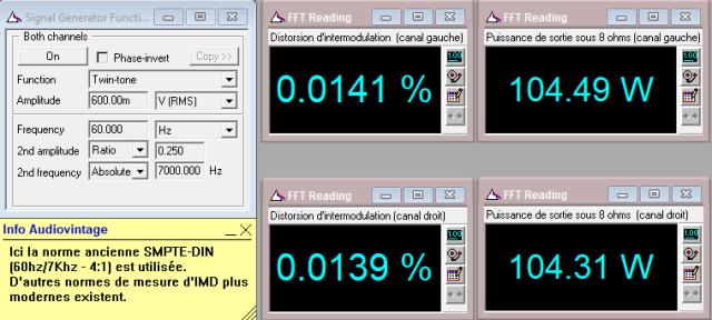 Studer A68 : IMD-a-puissance-nominale-sous-8-ohms