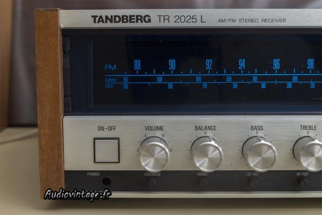 Tandberg TR 2025 L