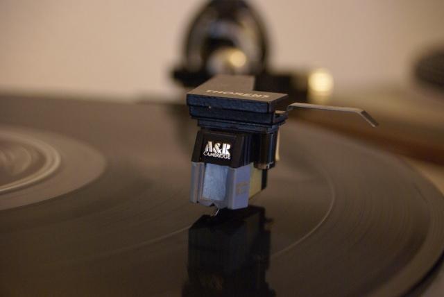 Thorens TD 160 Super audiovintage