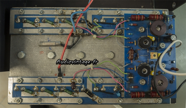 Threshold 400A : circuit puissance droit.
