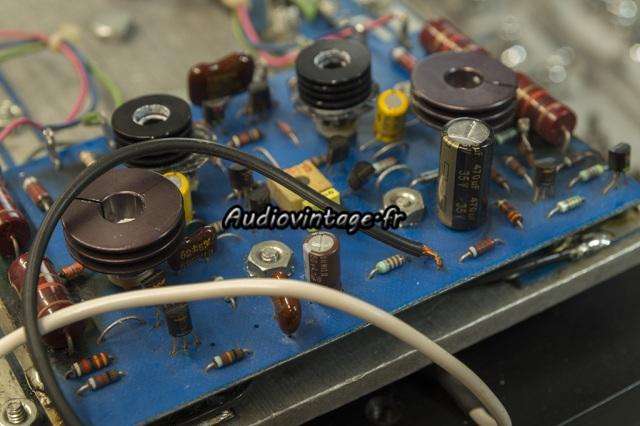 Threshold 400A : condensateur neuf de qualité  en place.