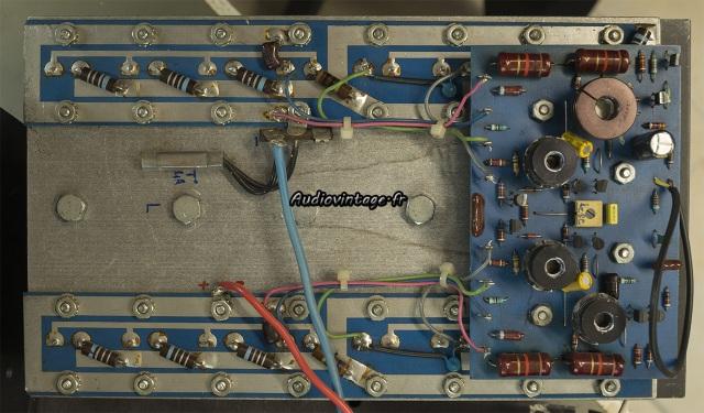 Threshold 400A : circuit puissance gauche.