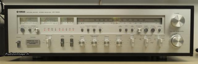 Yamaha CR-3020 : un gros morceau qui sait rester fluide.